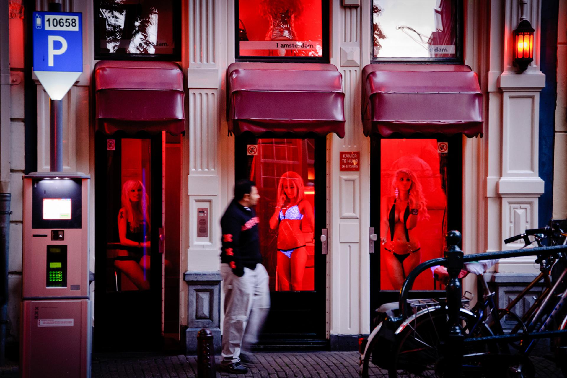 Amsterdam sex workers lukewarm about plans to reform red light district