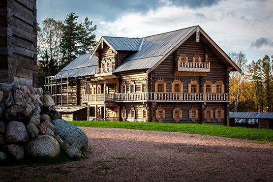 "Historical and architectural cultural and ethnographic Museum-reserve ""Bogoslovka"""